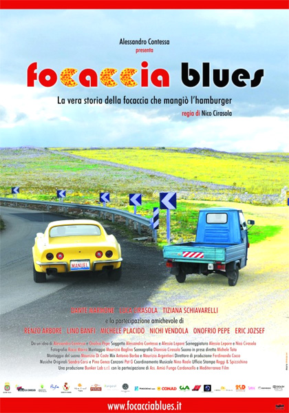 Focaccia blues movie
