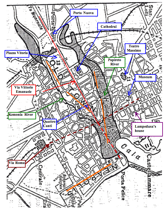 Palermo: Ancient Rivers and Modern Streets on cr 521 angleton tx in map, dungeons and dragons wizards lair map, il-2 battle of stalingrad map,