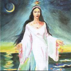 Sea And River Goddesses | RM.