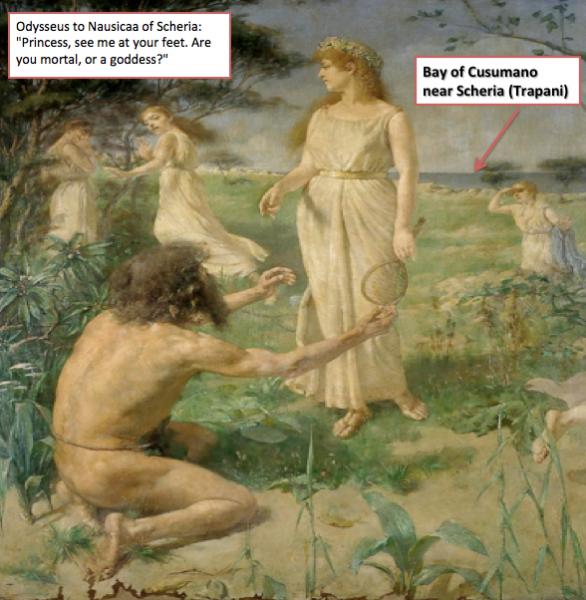 Phaeacia The Odyssey The Odyssey Phaeacians...