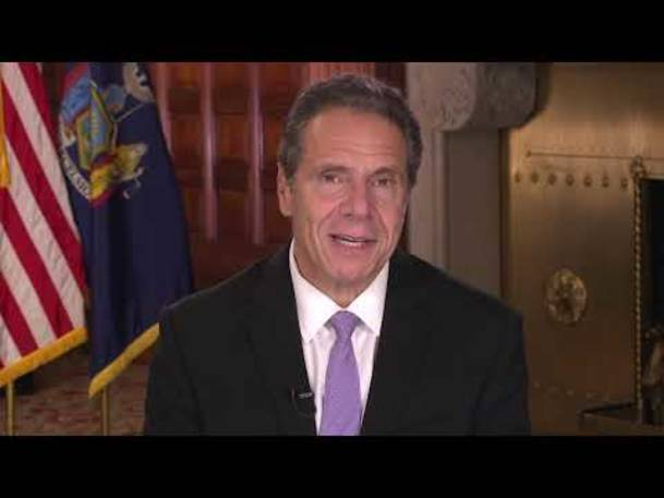 Governor Cuomo Delivers Remarks at 2020 Columbus Citizens Foundation Reception