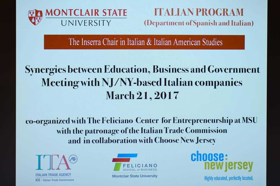 Connecting Italian Studies To Italian Companies