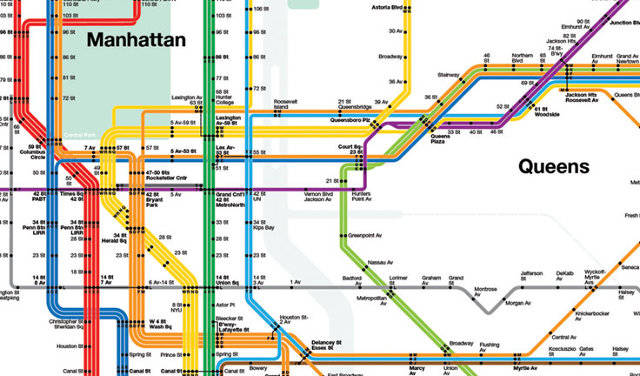 Vignelli Subway Map Pdf.The Vignelli Legacy On Show In D C
