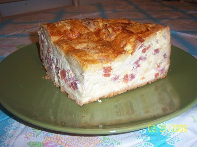 La Ricetta Di Michele Pizza Rustica For Easter
