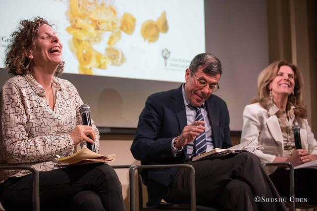 Italian Table Talks: Chapter One