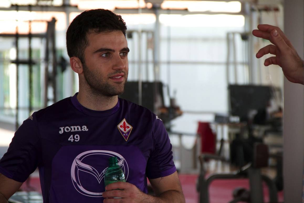 "Wel e to the ""Giuseppe Rossi Fan Club"" of New York"