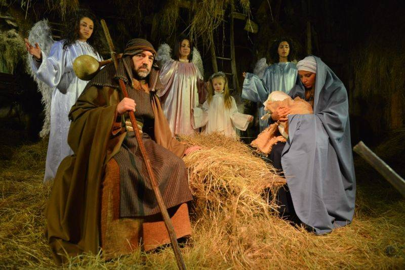 Christmas in Italy: Religious & Pagan