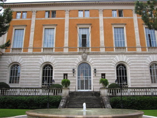 Zuppe Soups From The Kitchen Of The American Academy In Rome