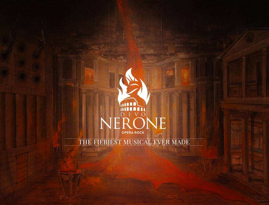 Rock opera divo nerone to be performed atop ancient roman ruins - Divo nerone roma ...
