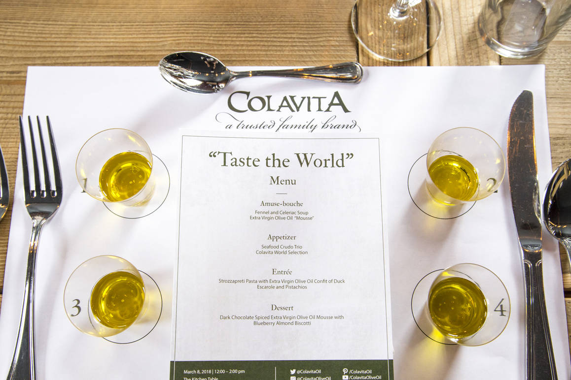 A Taste of the World with Colavita