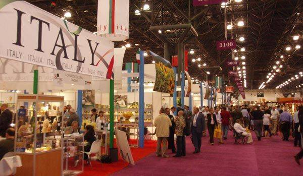 Italian Food Awards Come to Summer Fancy Food Show. Fancy Food Show New York Address. Home Design Ideas