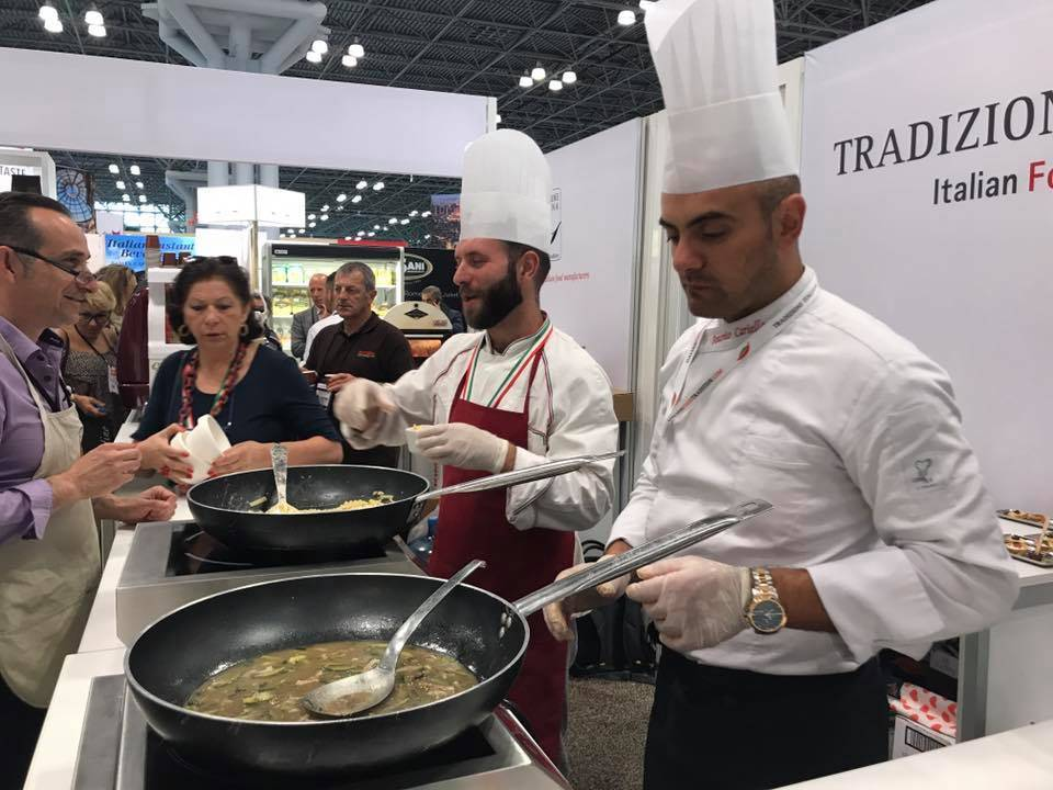 Summer Fancy Food In New York The Made In Italy At Its Best