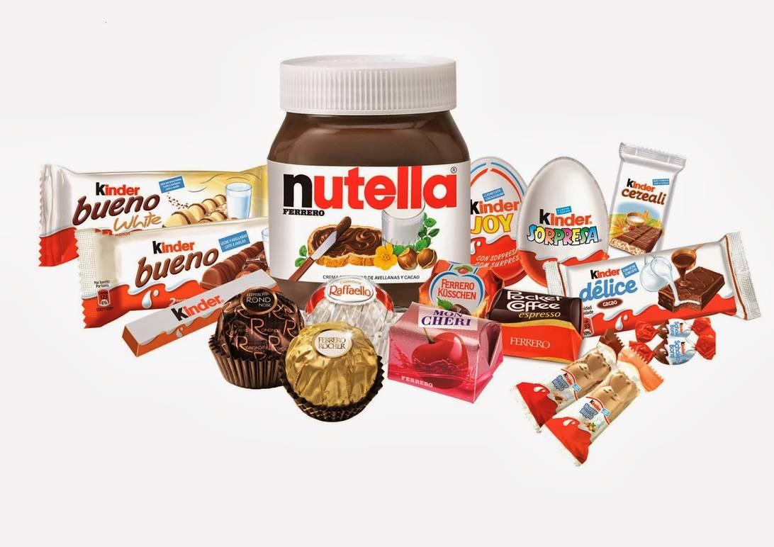 Italian Confections Company Ferrero Buys Kellogg S Cookie Brands