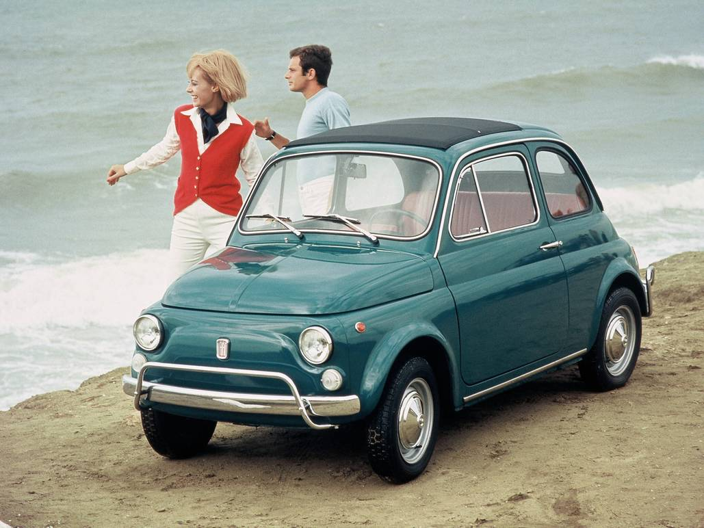 Celeting 60 Years of an Iconic Vehicle: The FIAT 500