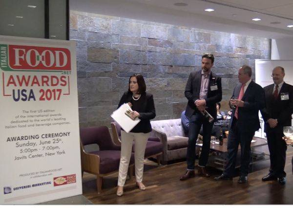 Italian Food Awards Come to Summer Fancy Food Show