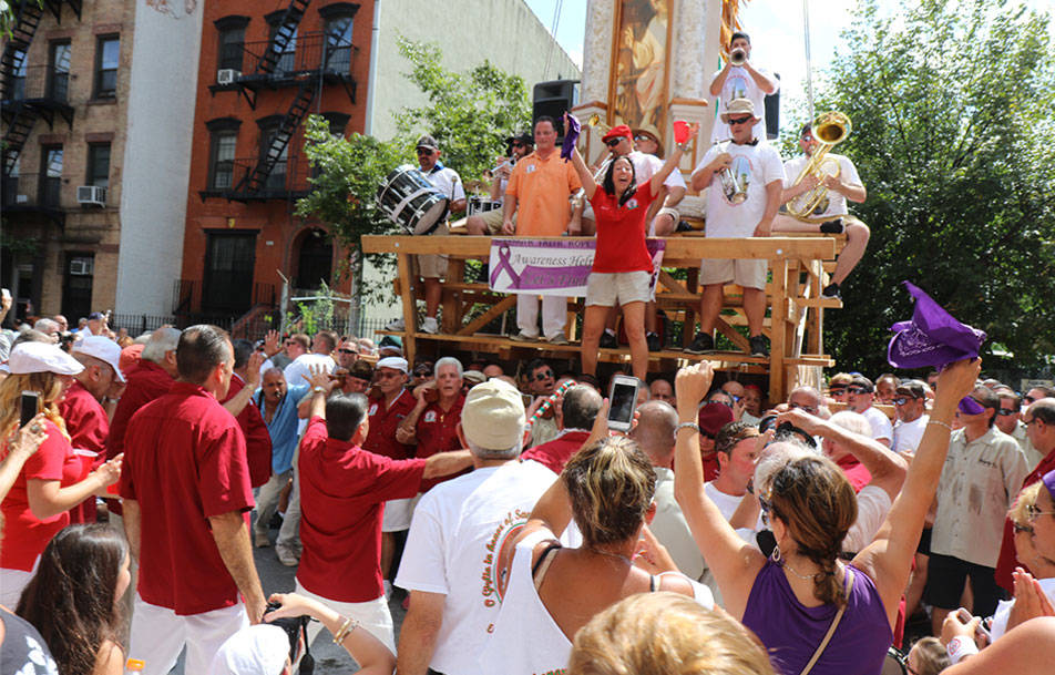 Harlem's Giglio Feast: Raising a Five-Ton Tower