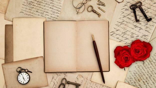 Immagini Lettera E: Speciale San Valentino: Le Lettere D'amore Degli Emigranti