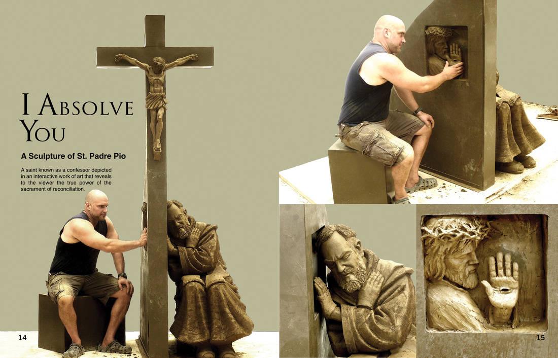 Les Bénédictions de Padre Pio, en Pensées, en Paroles et en Actions (Vidéo) - Page 2 Padrepio_0