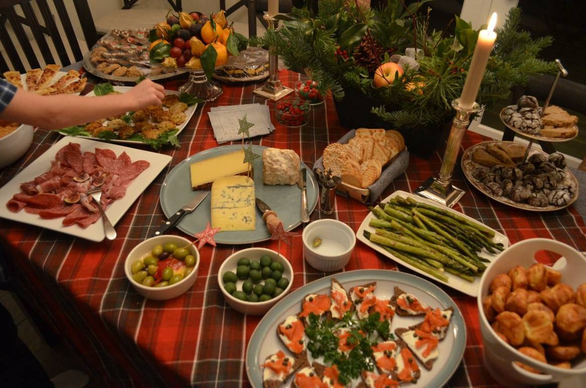 An Italian-American Christmas