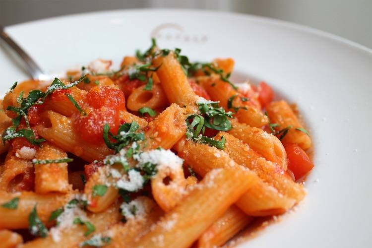 how to make arrabiata pasta sauce recipe