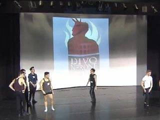 Rock opera divo nerone to be performed atop ancient roman ruins - Divo nerone opera rock ...