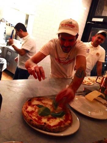 Ricetta Pizza Unesco.The Art Of Making The Napolitan Pizza