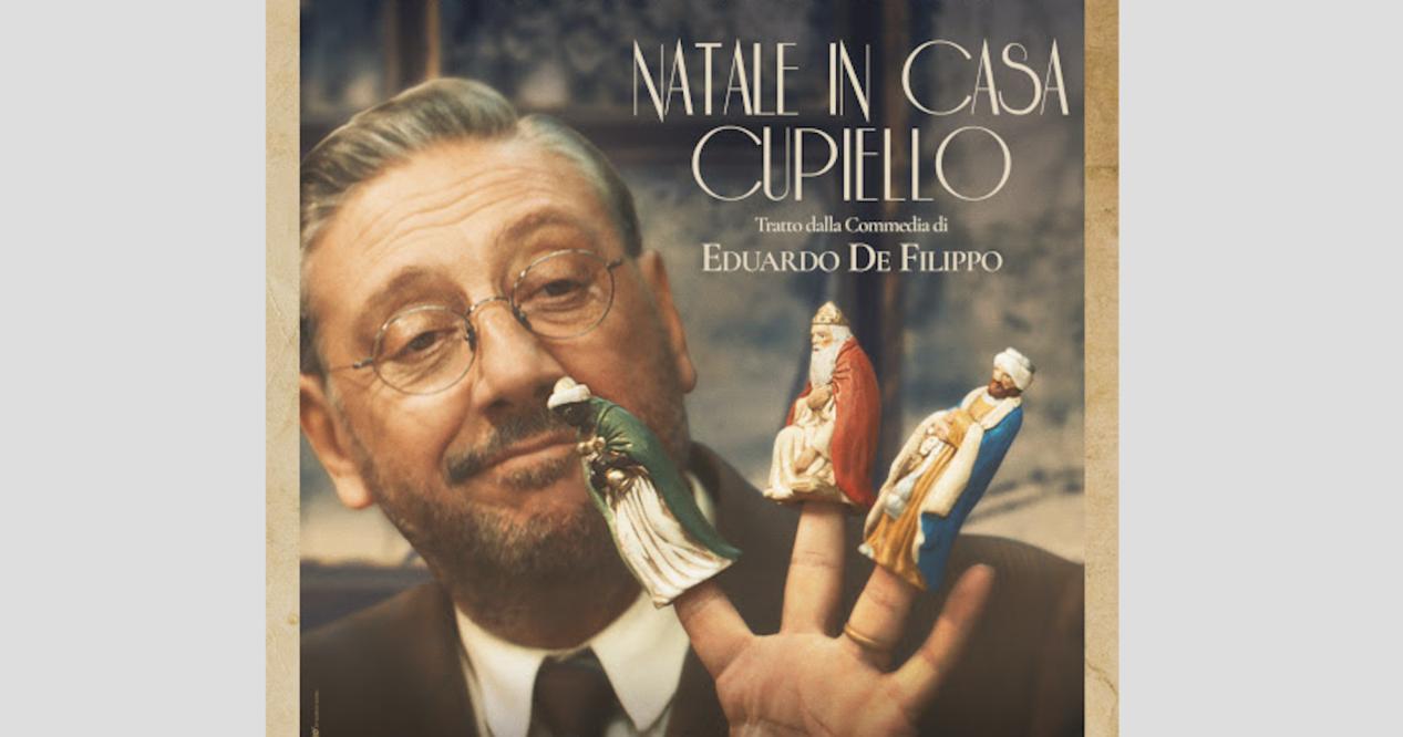 Natale In Casa Cupiello In Tv L Opera Teatrale Di Eduardo De Filippo