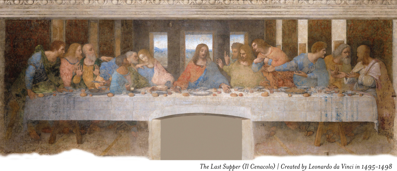 Eataly Protects Da Vinci\'s \'The Last Supper\'