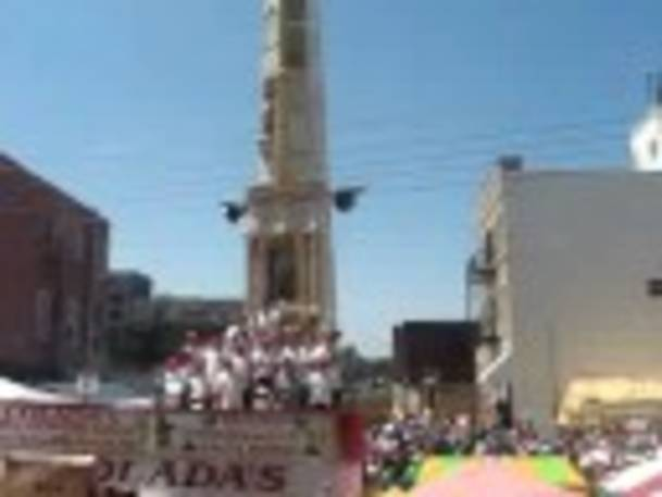 Dancing of the Giglio, 2008