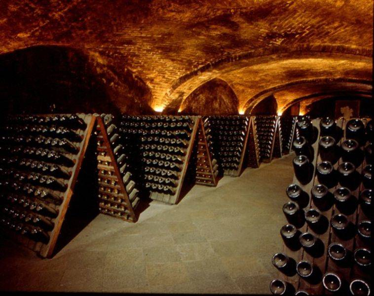 Underground Cathedrals The Wine Cellars Of Canelli