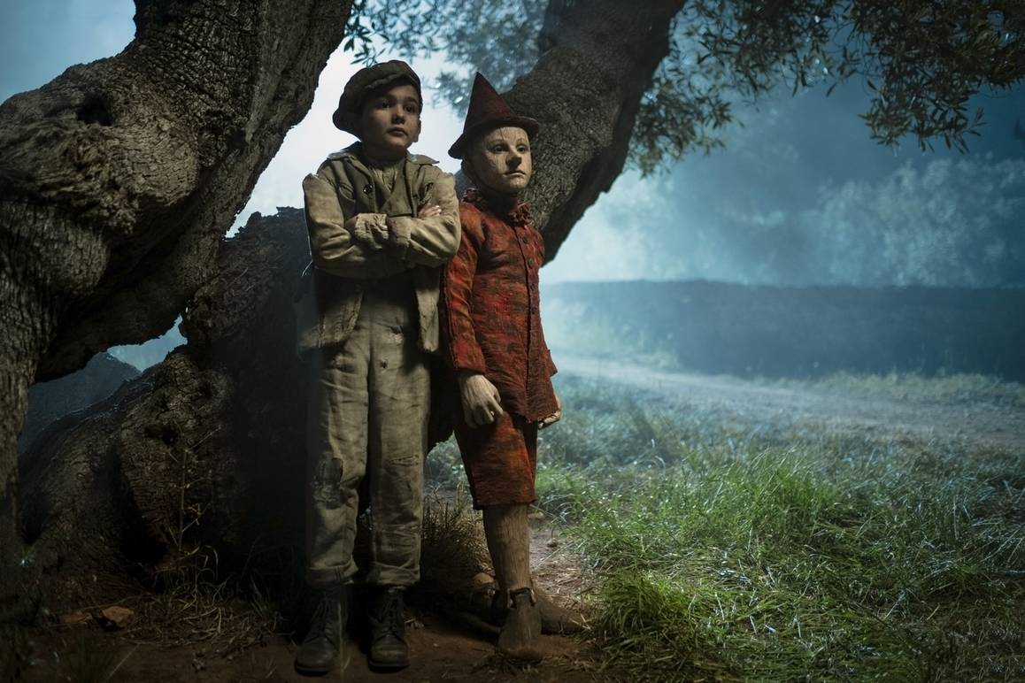 Matteo Garrone's Pinocchio, a Tale of Modern Man