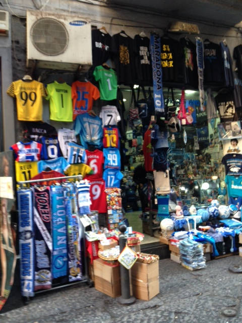 The store for soccer fans